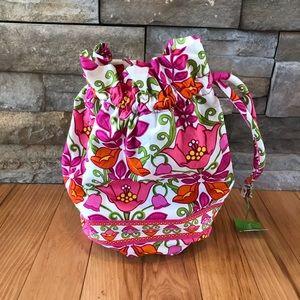 Vera Bradley Lilli Bell Ditty Bag